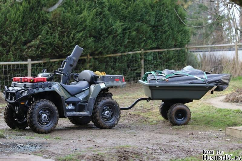 Lets See Your Atv Pull Behind Trailers Archive Huntingbc Ca